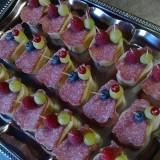 canapè-salami